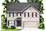 The Berkeley II - Brookside Manor: O Fallon, MO - Benton Homebuilders