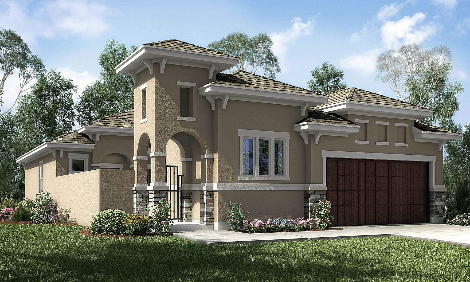 Single Family for Sale at Retama Village At Bentsen Palm - Sage 2204 Seagull Lane Mission, Texas 78572 United States