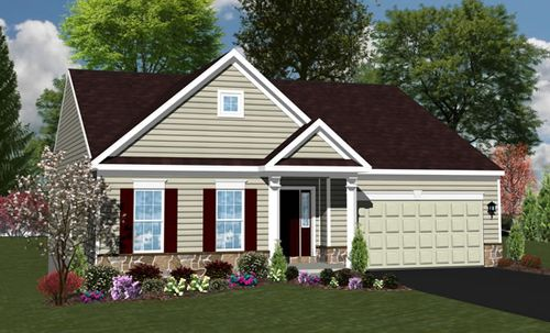 house for sale in Blossom Hill by Berks Homes