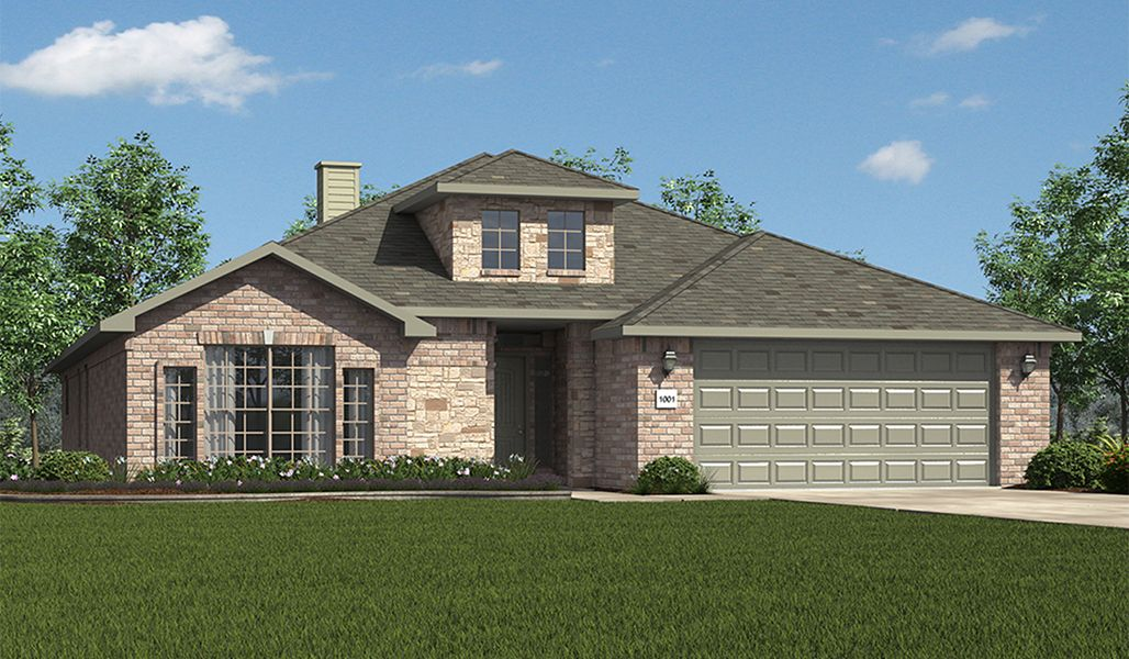 Unifamiliar por un Venta en Bella Mia Estates - Carmen 12502 Hudson Ave Lubbock, Texas 79423 United States