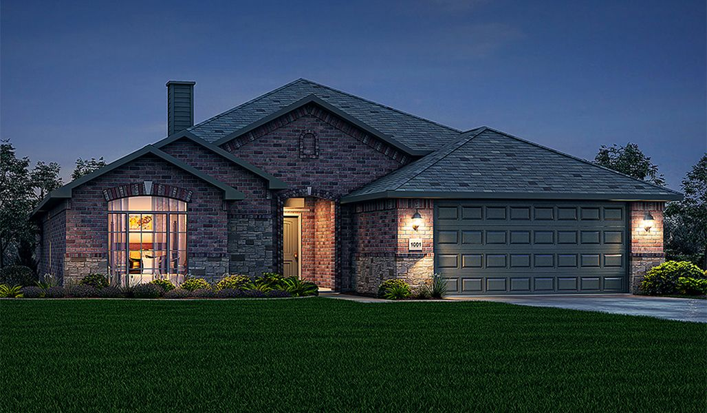 Unifamiliar por un Venta en Bella Mia Estates - Gabriella 12502 Hudson Ave Lubbock, Texas 79423 United States