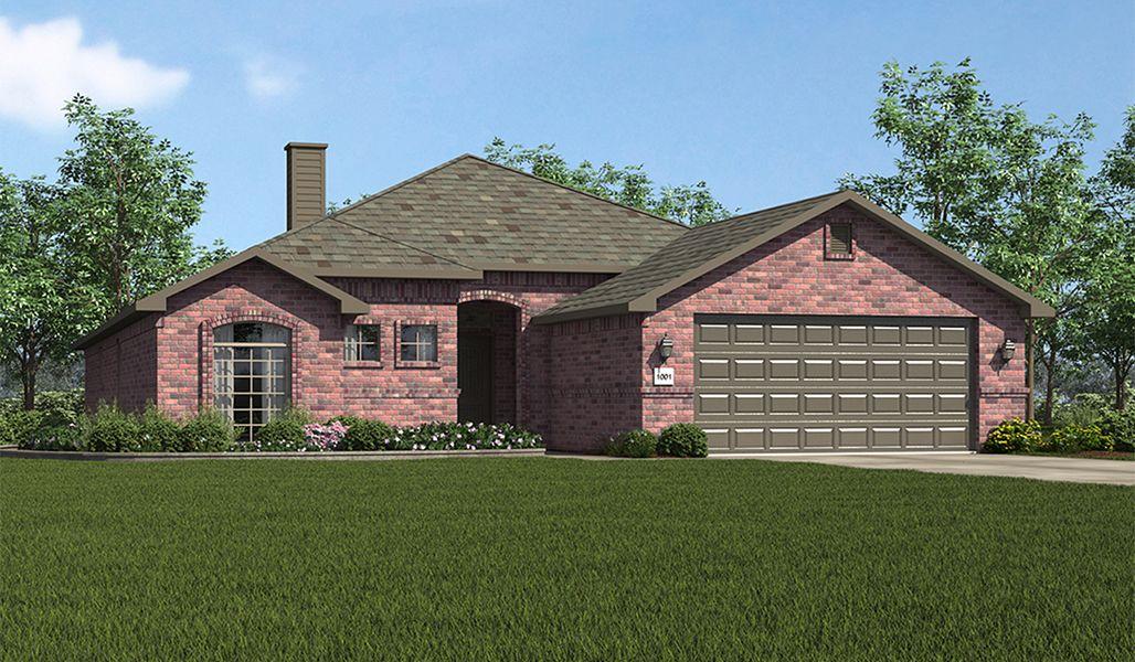 Unifamiliar por un Venta en Bella Mia Estates - Shannon 12502 Hudson Ave Lubbock, Texas 79423 United States