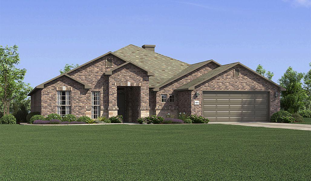 Unifamiliar por un Venta en Bella Mia Estates - Tracy 12502 Hudson Ave Lubbock, Texas 79423 United States