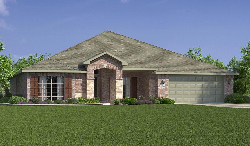 Unifamiliar por un Venta en Bella Mia Estates - Elizabeth 12502 Hudson Ave Lubbock, Texas 79423 United States