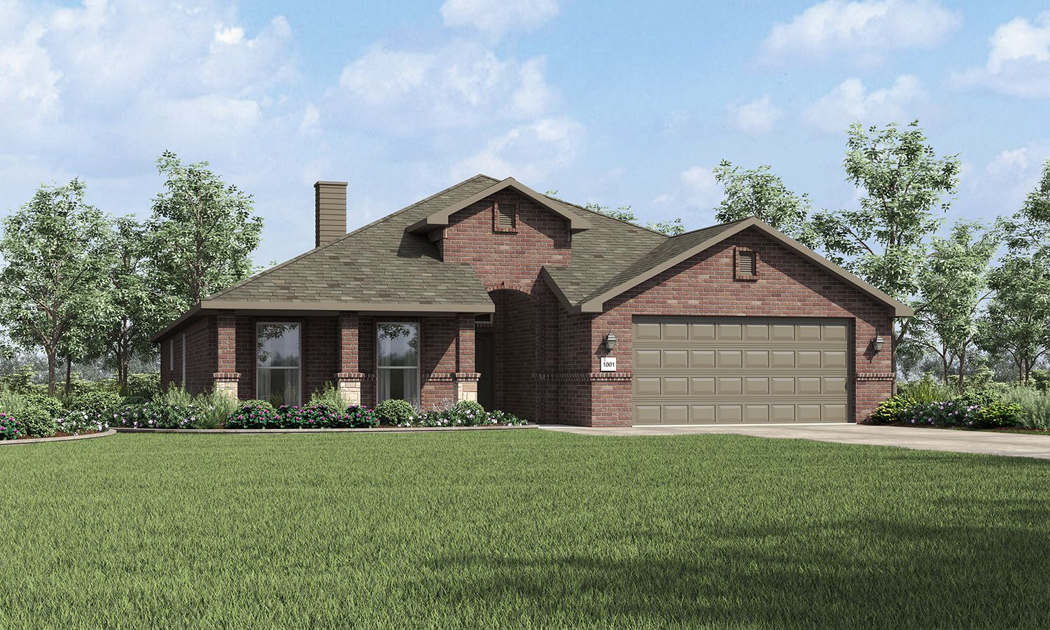 Single Family for Sale at Bella Mia Estates - Sydney 12502 Hudson Ave Lubbock, Texas 79423 United States