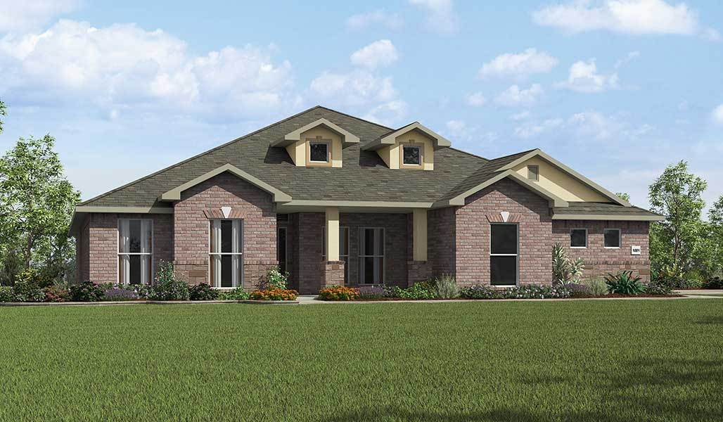 Single Family for Sale at Bella Mia Estates - Holley 12502 Hudson Ave Lubbock, Texas 79423 United States