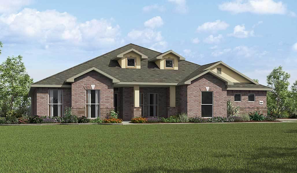 Unifamiliar por un Venta en Bella Mia Estates - Holley 12502 Hudson Ave Lubbock, Texas 79423 United States