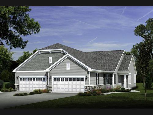 Bay Pointe Condominiums by Bielinski Homes, Inc. in Milwaukee-Waukesha Wisconsin