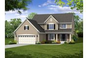 The Hamilton II, Plan #2425 - Prairie Glen: Germantown, WI - Bielinski Homes, Inc.