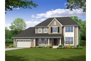 The Hamilton II, Plan #2428 with 2-car Garage - Prairie Meadow: West Bend, WI - Bielinski Homes, Inc.