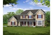 The Stratford II, Plan #2600 with 3-car Garage - Hunter Oaks: Watertown, WI - Bielinski Homes, Inc.