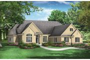 The Monarch, Plan #2555 - Prairie Glen: Germantown, WI - Bielinski Homes, Inc.