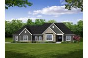 The Clemont, Plan #2214 - Brandon Oaks: Sussex, WI - Bielinski Homes, Inc.