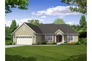 The Shorewood, Plan #1800 - Rolling Oaks: Waukesha, WI - Bielinski Homes, Inc.