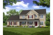The Augusta, Plan #2638 - Prairie Meadow: West Bend, WI - Bielinski Homes, Inc.