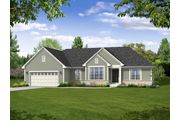 The Preston, Plan #1800 - Prairie Meadow: West Bend, WI - Bielinski Homes, Inc.