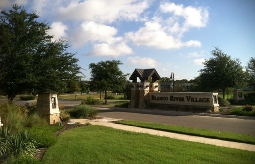 Blanco River Village by Bigelow Homes in Austin Texas