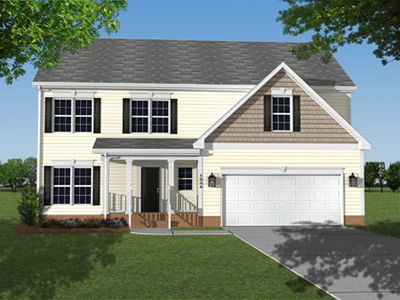 Avocet by Bill Clark Homes of Raleigh in Raleigh-Durham-Chapel Hill North Carolina