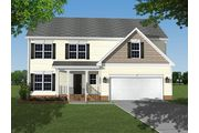 The Portsmouth - Averette Ridge: Wake Forest, NC - Bill Clark Homes of Raleigh