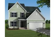 The Wilmington - Averette Ridge: Wake Forest, NC - Bill Clark Homes of Raleigh