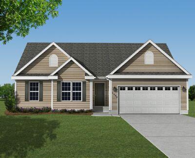 The Isaac - Lynnwood Highland: New Bern, North Carolina - Bill Clark Homes of New Bern