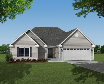 The Lakewood - Lynnwood Highland: New Bern, North Carolina - Bill Clark Homes of New Bern