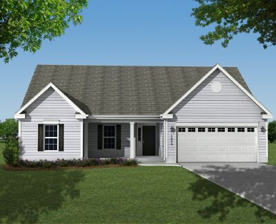 The Sara - Lynnwood Highland: New Bern, North Carolina - Bill Clark Homes of New Bern