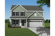 The Dunley - Lynnwood Highland: New Bern, NC - Bill Clark Homes of New Bern
