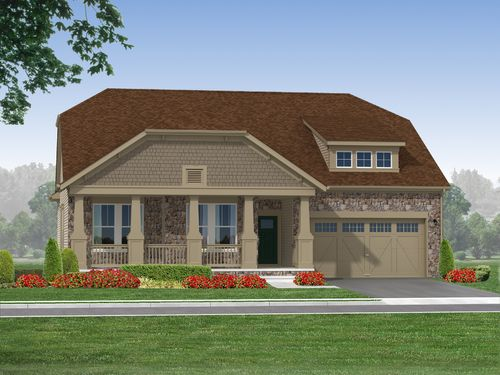 house for sale in The Ponds at Bayberry South by Blenheim Homes, L.P.