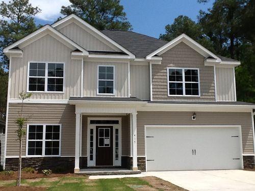Lake Carolina by Blue Ribbon Builders in Columbia South Carolina