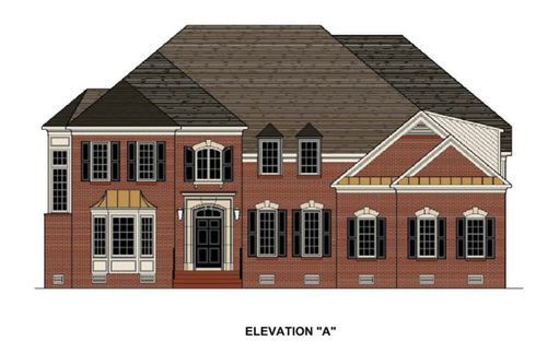 Ellington Woods by Boone Homes, Inc. in Richmond-Petersburg Virginia