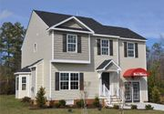 homes in Cypress Woods by Boyd Homes