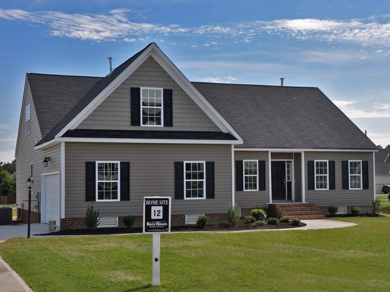 Boyd homes ramblewood forest the belmont 920704 chester for Modern homes for sale in virginia