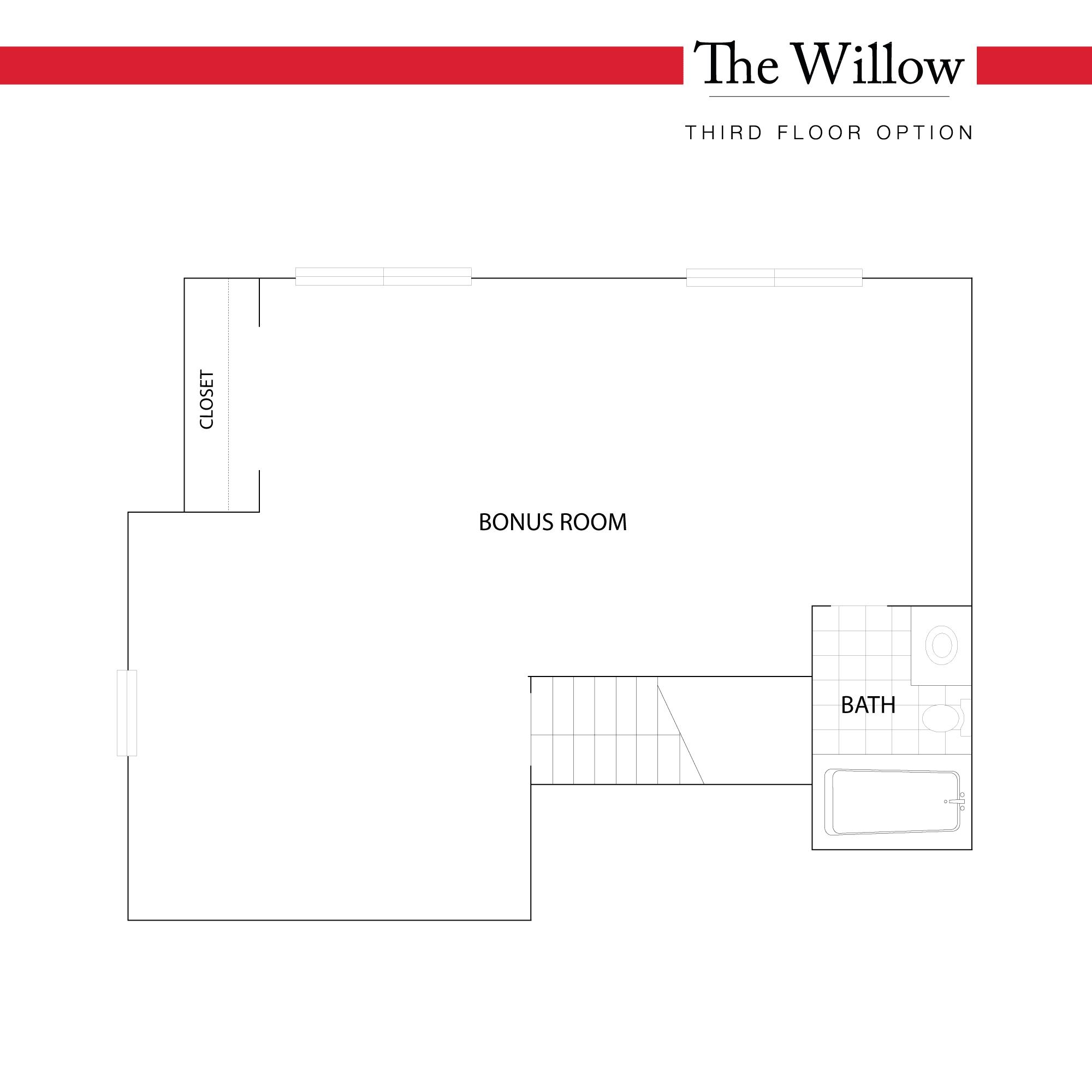Third Floor Option