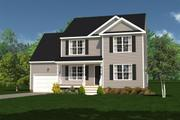 The Talbott - Cypress Woods: Chester, VA - Boyd Homes