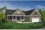 The Belmont in Clearbrook - Cascade Creek: Chesterfield, VA - Boyd Homes