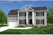 The Churchill in Clearbrook - Cascade Creek: Chesterfield, VA - Boyd Homes