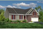 The Princess Anne in Clearbrook - Cascade Creek: Chesterfield, VA - Boyd Homes