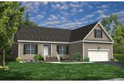 The Byron in Clearbrook - Cascade Creek: Chesterfield, VA - Boyd Homes