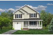 The Chadwick in Garden Grove - Cascade Creek: Chesterfield, VA - Boyd Homes