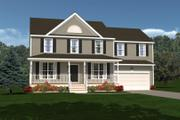 The Madison in Clearbrook - Cascade Creek: Chesterfield, VA - Boyd Homes