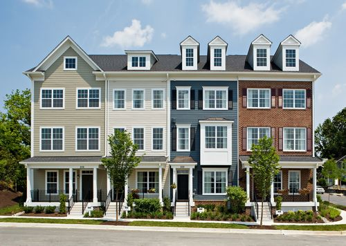 Towson Green by Bozzuto Homes in Baltimore Maryland