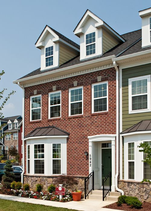 Shipley's Grant by Bozzuto Homes in Baltimore Maryland
