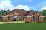 Brookes Landing by Breland Homes in Huntsville Alabama