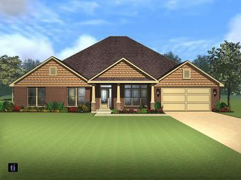 Nickel Creek of River Landing by Breland Homes in Huntsville Alabama
