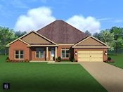 Walnut Cove at Lake Forest by Breland Homes in Huntsville Alabama