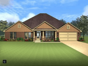 homes in Legacy of Monrovia by Breland Homes