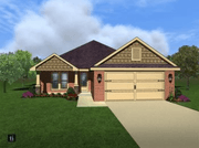 homes in Nature's Landing by Breland Homes