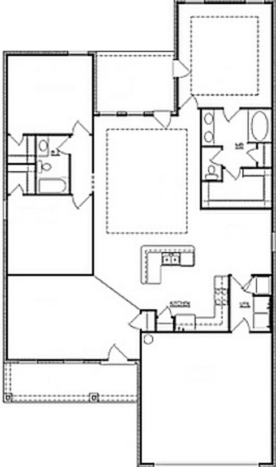 Breland farmer house plans house design plans for Breland homes floor plans