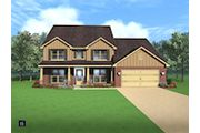 3431 - Stillwater Cove: Madison, AL - Breland Homes